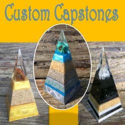 Custom Capstones